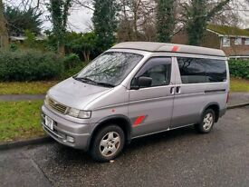 MAZDA BONGO FRENDEE auto roof top Spares repair - headgasket gone 1996, low miles, 2,5 Turbo diesel