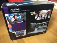 Avid Mojo SDI: Digital Nonlinear Accelerator