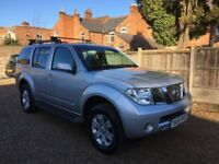 Nissan Pathfinder 2.5 dCi SVE 5dr ONE LADY OWNER FROM NEW, FULLY SERVICED, DRIVES VERY WELL