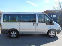 FINANCE AVAILABLE!! NO VAT!! Stunning 2004 Ford Transit Tourneo minibus with only 81K and FSH!!