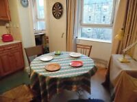 Edinburgh Festival - Double room in shared flat. Short lets available ie 3 Nights
