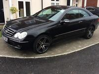 Immaculate condition Late 2006 ( 11/12/2016) Mercedes CLK 220CDI