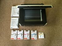 Canon PIXMA MP600R Network Printer & Scanner with set of inks