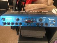 Behringer V amp Pro amp modelling fx unit