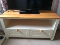 Tv cabinet and matching coffee table