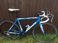 Bianchi C2C via nirone road bike