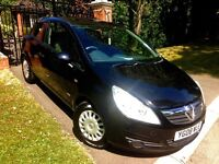 (2008) VAUXHALL CORSA 1.0, VERY LOW MILAGE, FSH