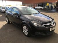 (57) Vauxhall ASTRA 1.6 sxi coupe Automatic ,mot - June 2019 , full service history,focus,golf,207