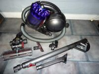 Dyson DC39 Animal Ball Cylinder Bagless Hoover