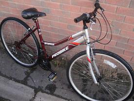 Probike Enterpise Ladies Town Bike
