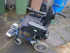 Betterlife Aries Electric Wheelchair