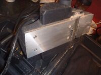 Electric Planer, 650 watt complete with instructions & spare belt.