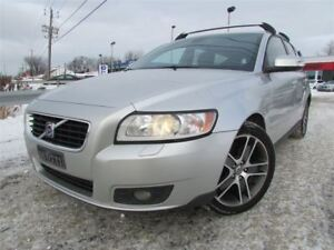 2009 Volvo V50 2.4i A/C CRUISE TOIT OUVRANT CUIR!!!