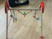 Heimess Rainbow Wooden Baby Gym