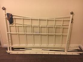 King Size / Kingsize Bed Frame - Want Gone!!