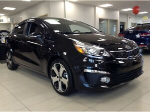 2016 Kia Rio SX w/ Navigation | Certified Pre-Owned