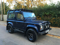 2OO3 Land Rover Defender 90