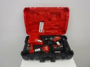 Milwaukee M18 Impact Driver and Drill Set 2897-22. We Buy and Sell Used Power Tools and Equipment. 115917