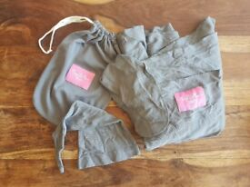 TogaBellies® Baby Sling Wrap