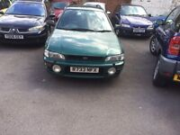 £695 | Subaru Impreza 2.0 Sport 5dr service history