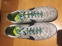 Nike football boots size UK 10