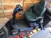Pride mobility scooter £300 like new