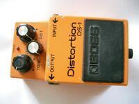 BOSS by Roland DS-1Distortion stompbox/pedal/effects unit for electric guitar-Japan- Vintage- 2 of