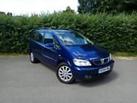 Vauxhall Zafira 2.2 i 16v Elegance 5dr automatic 7 seater
