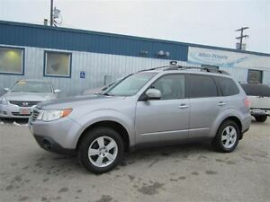 2010 Subaru Forester 2.5 X Touring Package-PANORAMIC SUNROOF/HEA