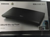Samsung Ultra HD blu-Ray player