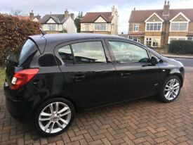 "Vauxhall Corsa SXI 1.4 METALLIC With 17"" ALLOYS"