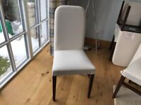 Laura Ashley dining chairs in very good condition