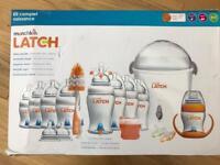 Munchkin Latch Ultimate Bottle Starter Set BRAND NEW!