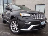 2015 Jeep Grand Cherokee Fully Loaded! 8-spd TorqueFlite auto. t