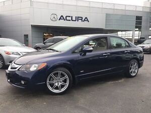 2010 Acura CSX i-Tech | ONLY25000KMS | NAVI | LEATHER | 1OWNER |