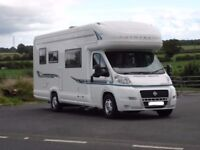 Great Quality Bunk Bed Motorhome