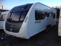 Sterling Eccles sport/640 2015 6/berth 2015 model Moter mover awning