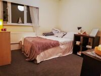 Wonderful, bright double bedroom in Dalston