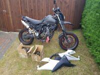 Yamaha XT660X 2011 30k Miles For Spares