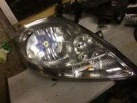 2 x Vauxhall Vivaro Headlamp . Genuine Vauxhall Part 93859834