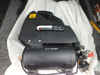 SIP Air Mate compressor and Tools as new condition