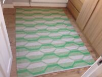 Habitat modern small rug