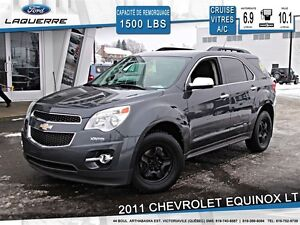 2011 Chevrolet Equinox **LT*AWD*AUTOMATIQUE*CRUISE*A/C**
