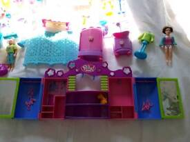 Polly pocket fashion boutique