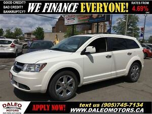 2009 Dodge Journey R/T V6 MOONROOF LEATHER