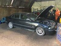Bmw 525 2002 For Breaking