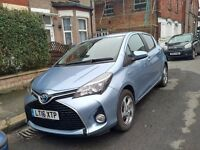 Excellent Condition Yaris, Nearly New, Very Low Mileage, 5 Year Toyota Warranty, One Lady Owner