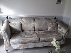 Period style sofa