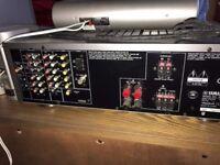 Home Cinema Yamaha RX-V350 with speakers 5.1 analogue