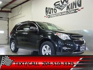 2011 Chevrolet Equinox LT2 / Low Kms / Leather / Roof / Financin